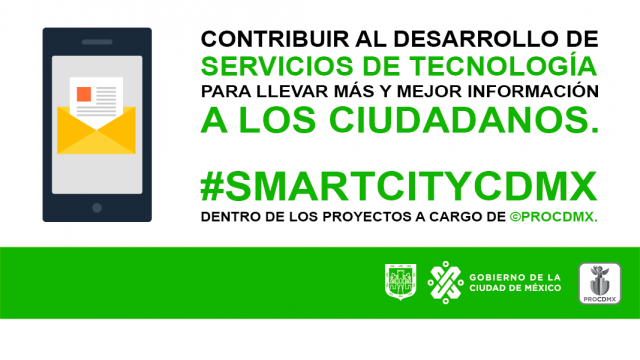 #SmartCItyCDMX